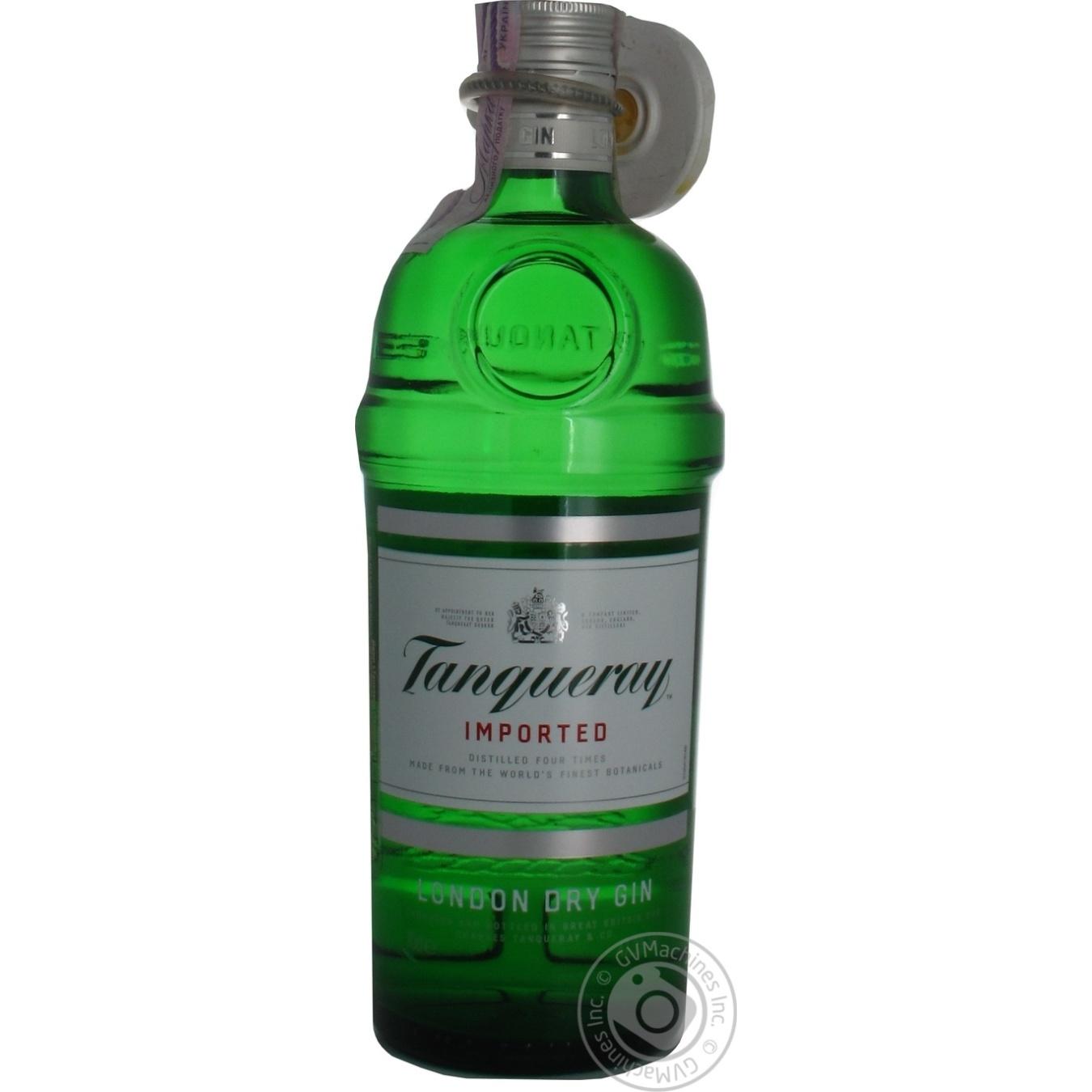 TANQUERAY ДЖИН 0,7