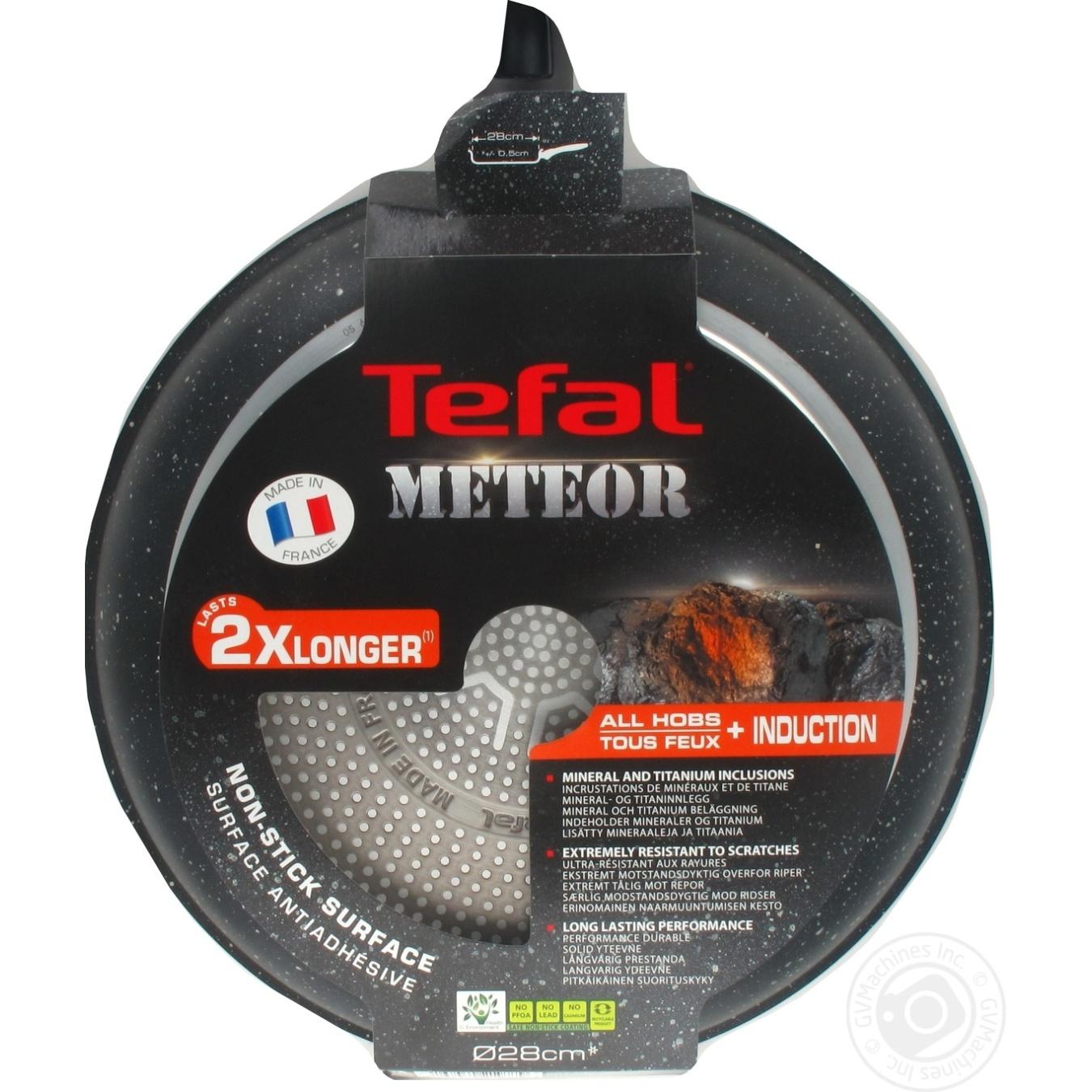 Сковорода Tefal Meteor 28см