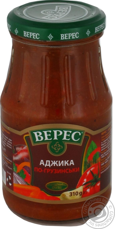 ВЕРЕС АДЖИКА ПО-ГРУЗИН.310Г