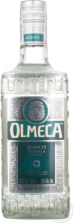 Текила Olmeca Бланко 700мл