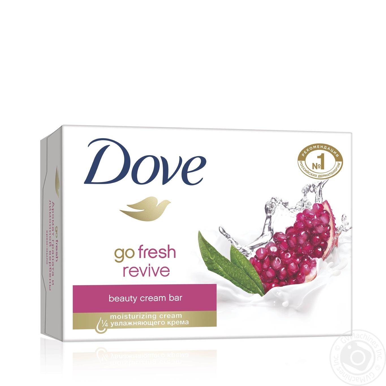 Dove Крем-мыло Пробуждение чувств 100г