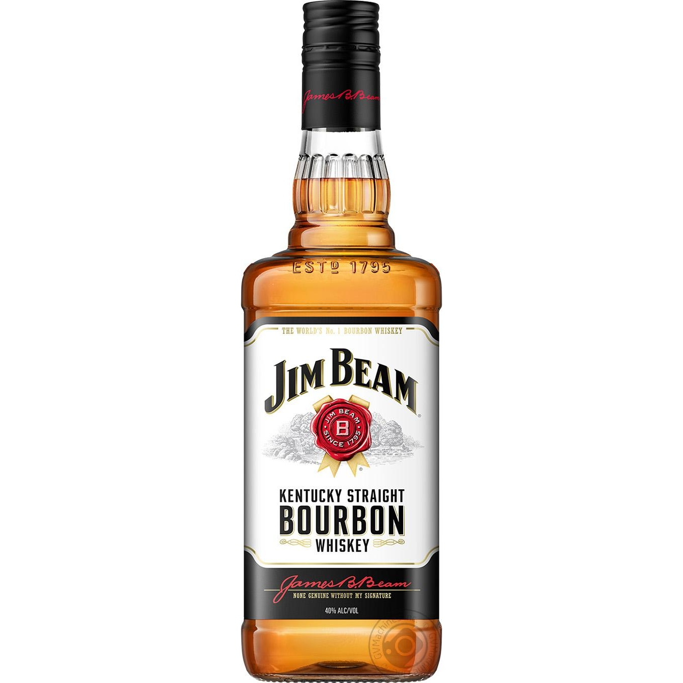 Виски Jim Beam White 40% 700мл