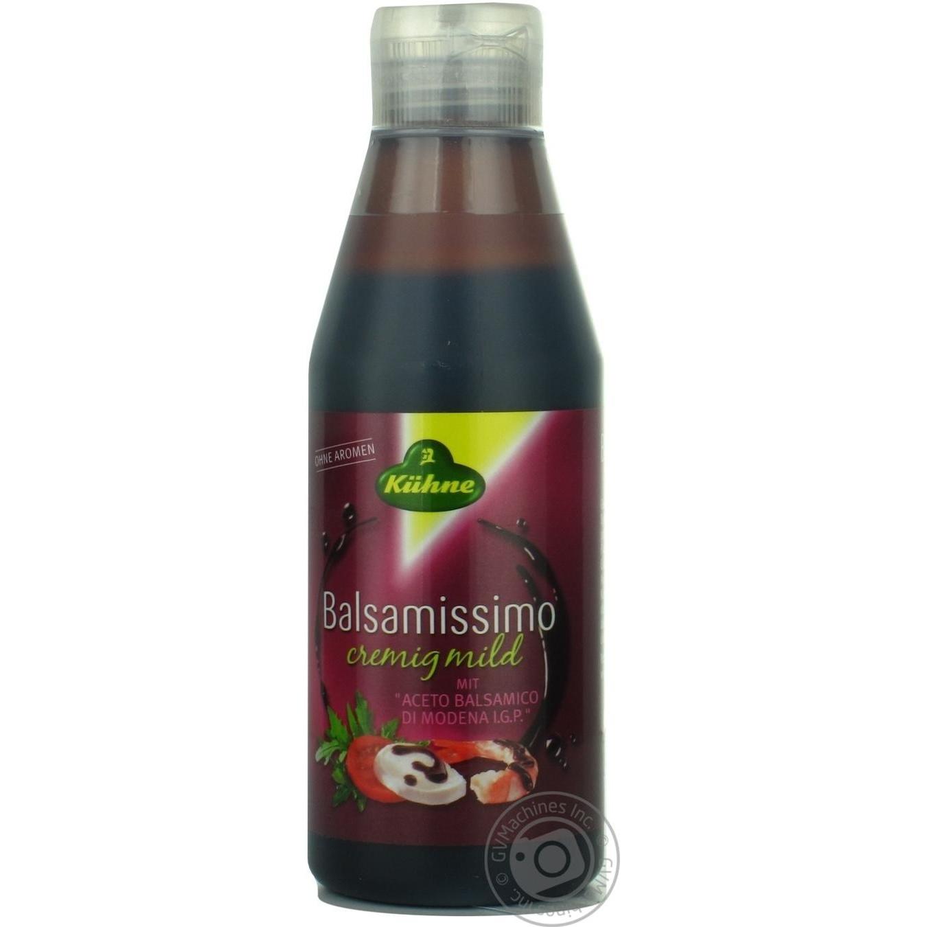 Соус-крем Кюне бальзамический 250г