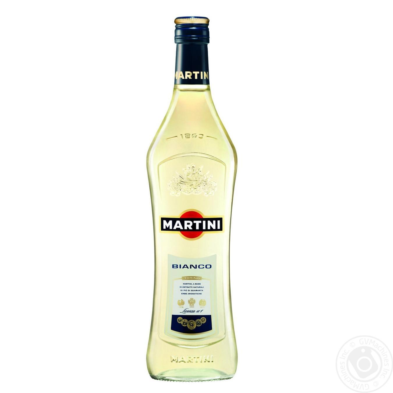 Вермут Martini Bianko 0,5л
