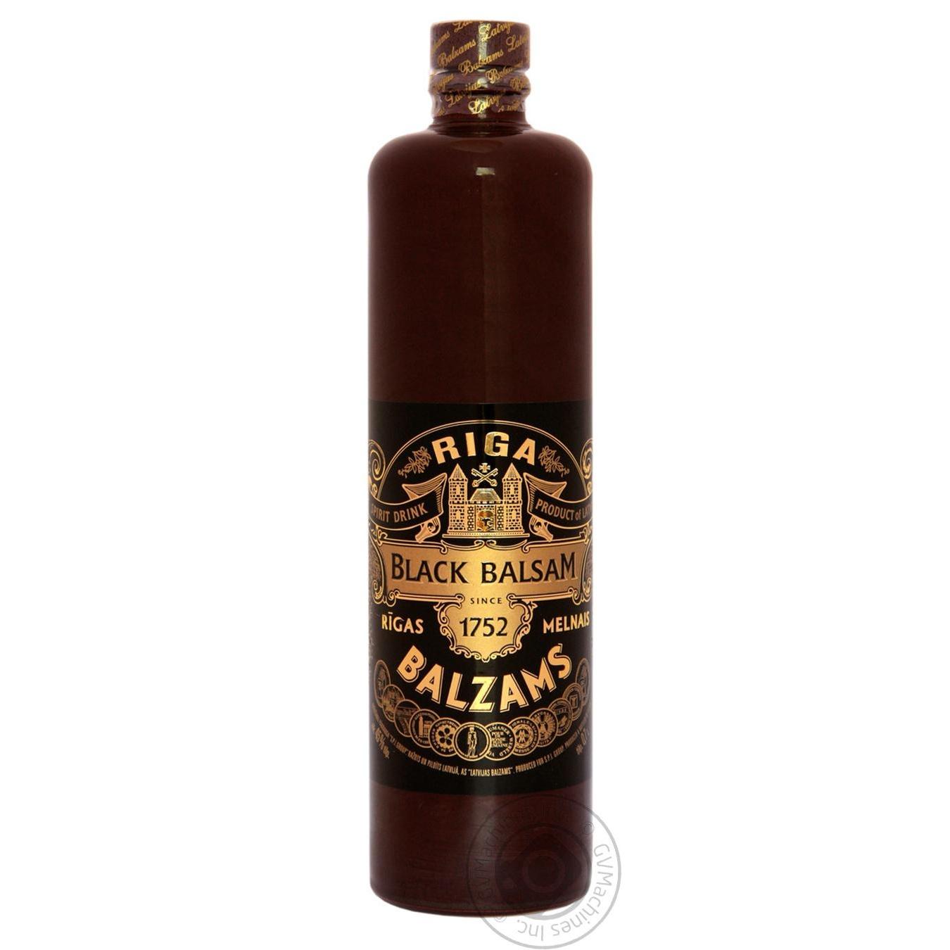 Бальзам Riga Black Balsam 0,7л