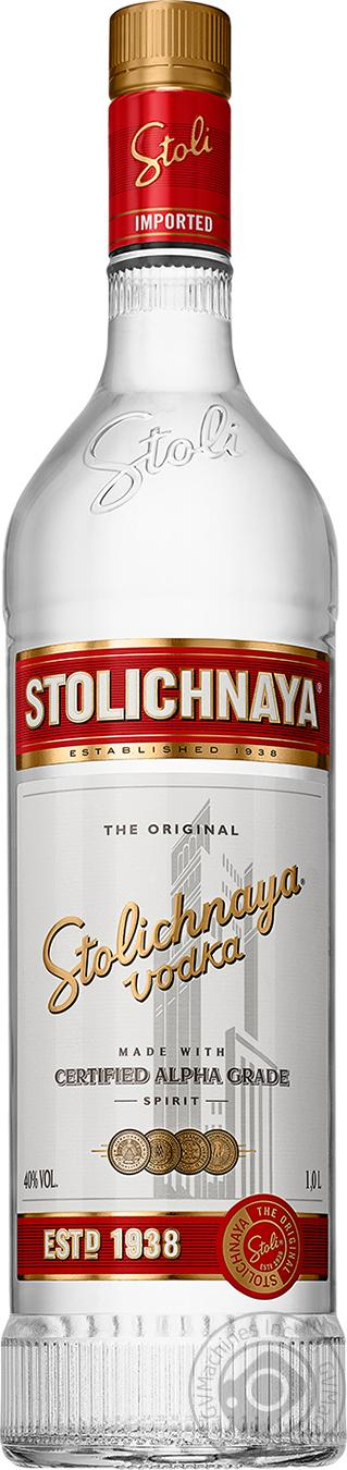 Водка Stolichnaya 1000мл