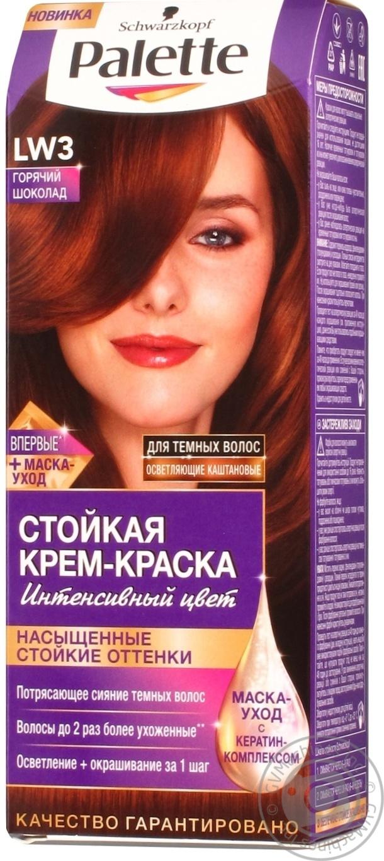 Краска для волос Palette ICC LW3