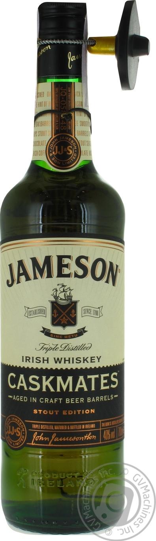 Виски Jameson Caskmates 700мл