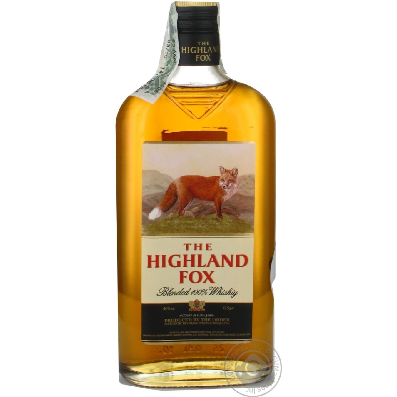 THE HIGHLAND FOX  НАСТОЯНКА 40