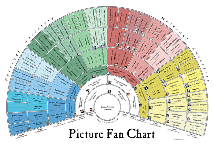 Pictures on Fan