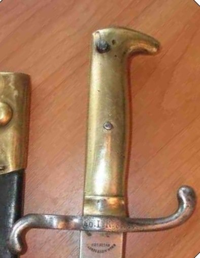 German Unit Bayonet Markings - Arms and other weapons - Great War Forum