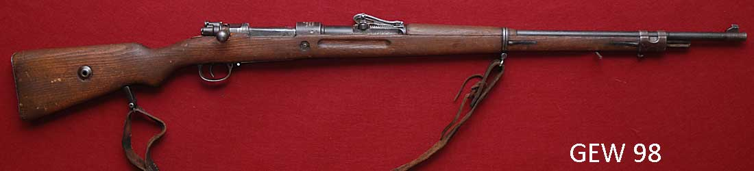Turkish Rifles at Gallipoli - Arms and other weapons - Great