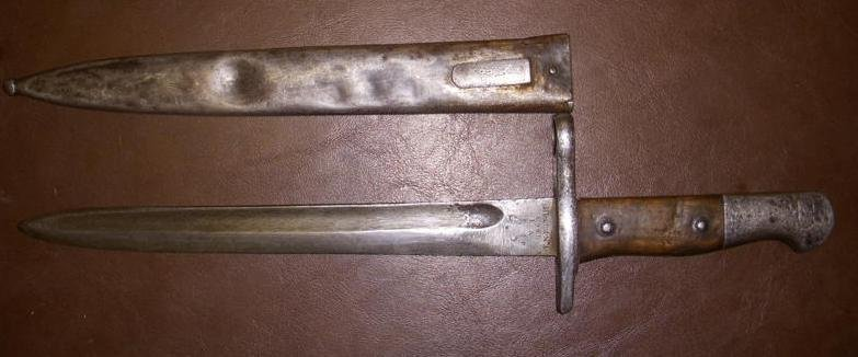 Bayonet Identification - Arms and other weapons - Great War Forum