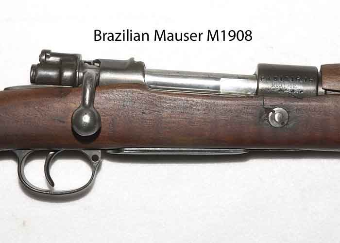 M1893/5 Mauser in 7mm (any WWI use anywhere?) - Arms and other