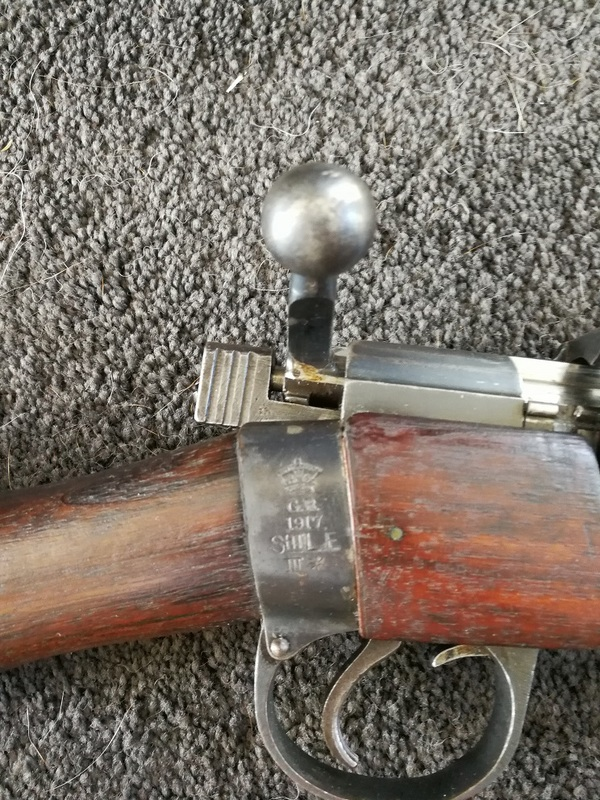 Lee Enfield! - Page 4 - Other Equipment - Great War Forum