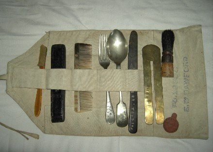 Holdall - Other Equipment - Great War Forum