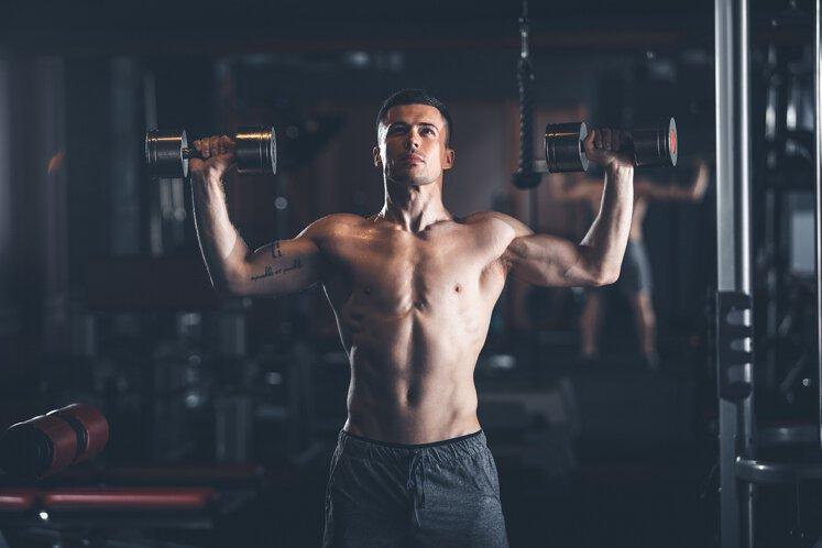 Push Workout #3