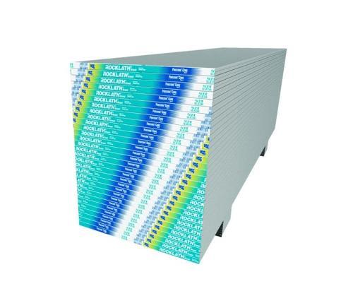3/8 in x 2 ft x 8 ft USG Rocklath Brand Plaster Base Firecode Core Panels
