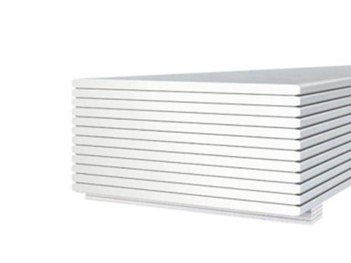 1 in x 2 ft x 10 ft Continental Weather Defense Platinum Shaftliner Type X Gypsum Board