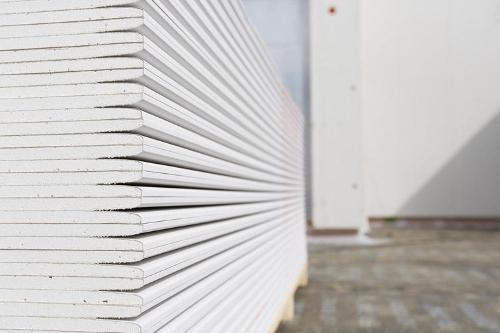 3/8 in x 4 ft x 12 ft Regular Drywall