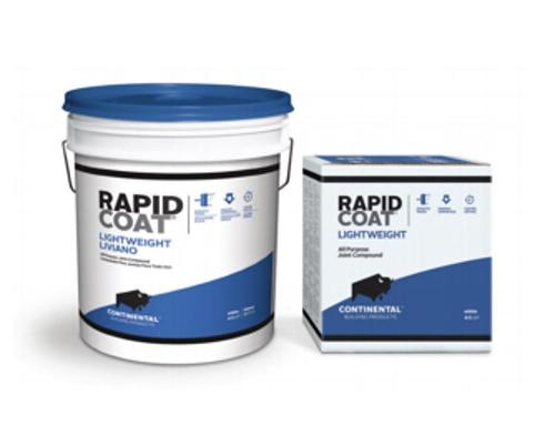 Continental Rapid Coat Lightweight Joint Compound / Tinted - 4.5 Gallon Box