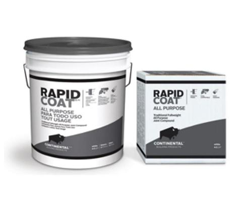Continental Rapid Coat All Purpose Joint Compound - 4.5 Gallon Pail