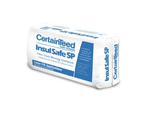CertainTeed InsulSafe SP Fiber Glass Blowing Insulation