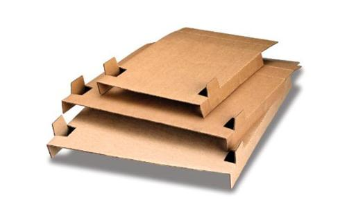 24 in x 25 1/4 in Cardboard Insulation Baffles