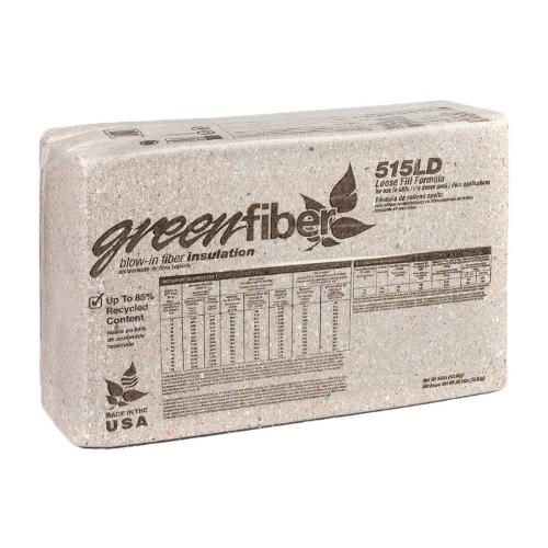 Greenfiber INS515LD Blended Blow-In Insulation