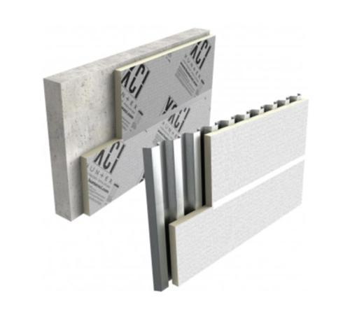 1 3/4 in x 4 ft x 8 ft Hunter Panels Xci 286 Foil