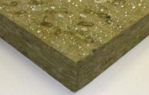 2 in x 16 in x 48 in Owens Corning Thermafiber RainBarrier 45 Mineral Wool Insulation