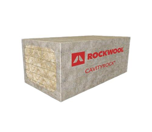 3 in x 24 in x 48 in ROCKWOOL CAVITYROCK Semi-Rigid Insulation Board