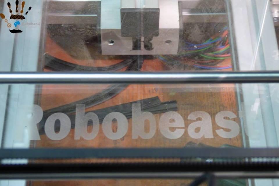 RoboBeast