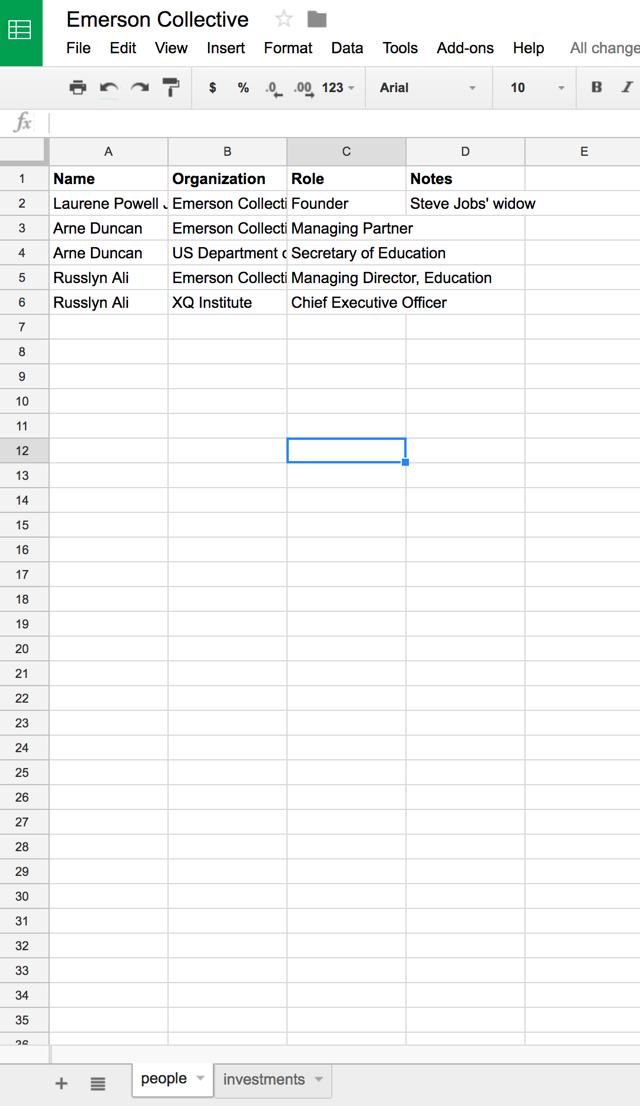 How to Use Google Spreadsheets and GitHub to Manage Data (Journalism