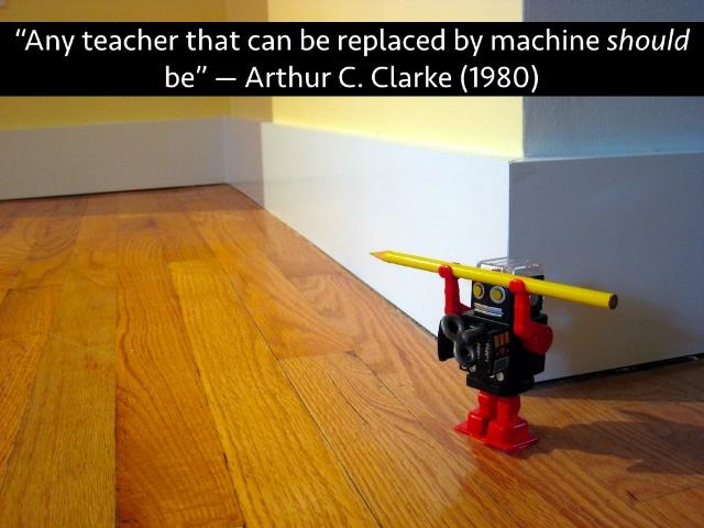 Computers should replace teachers essay