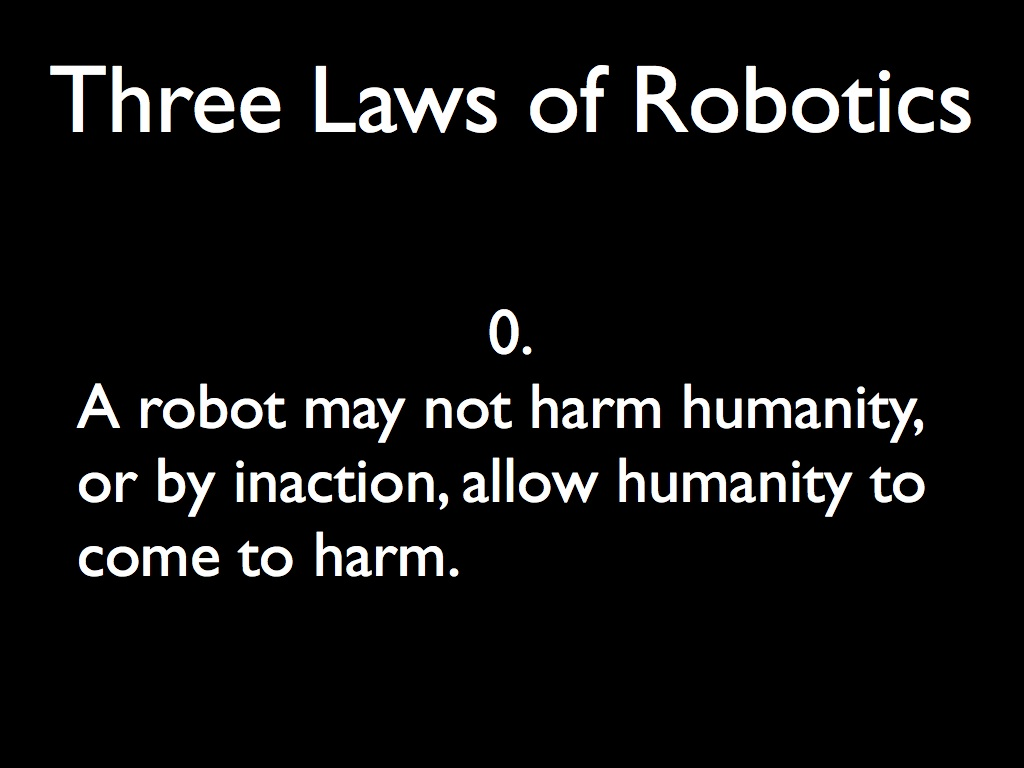 The 3 Laws Of Ed Tech Robotics Tedxnyed