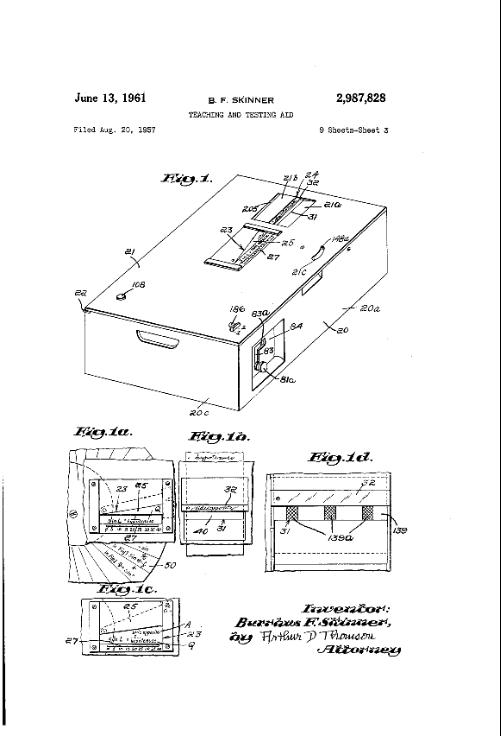 The History Of Ed Tech Via Patent Applications Todoele 2 0