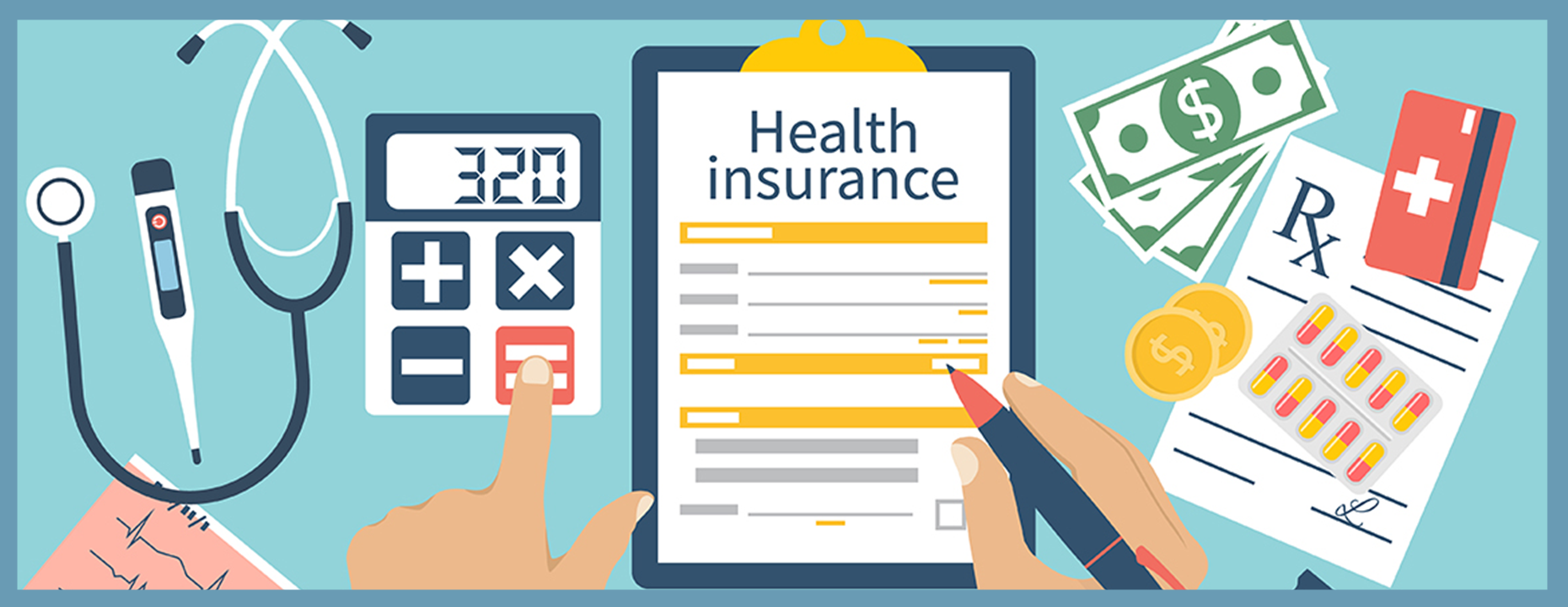 Insurance Open Enrollment period starts on October 15, 2020