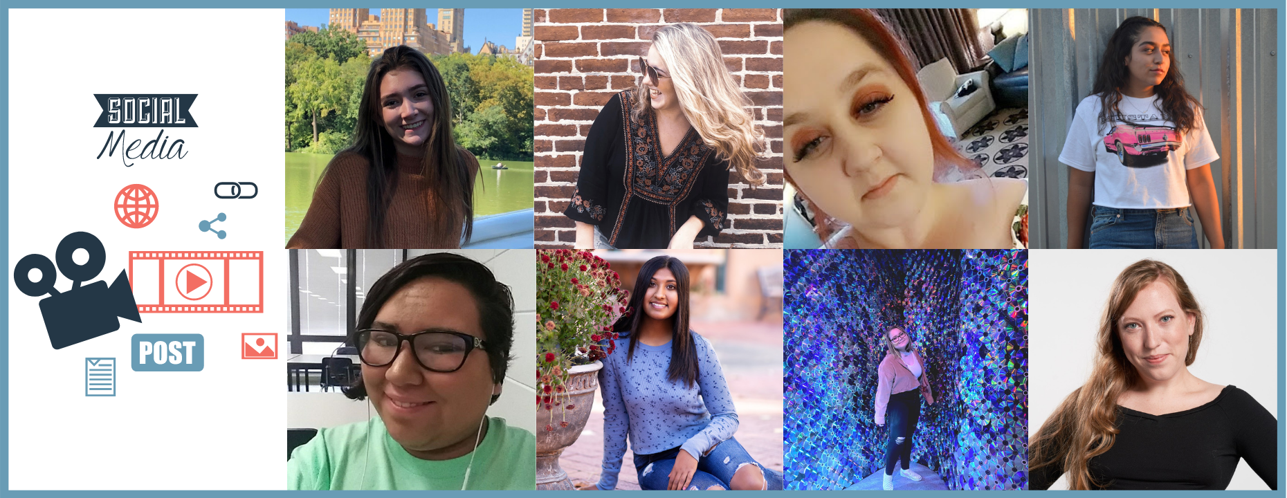 The HAEA would like to welcome 8 new Social Media Interns!