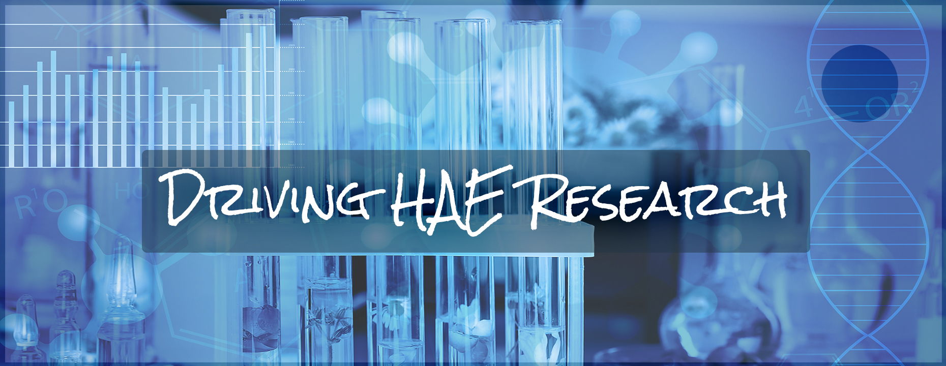 Driving HAE Research