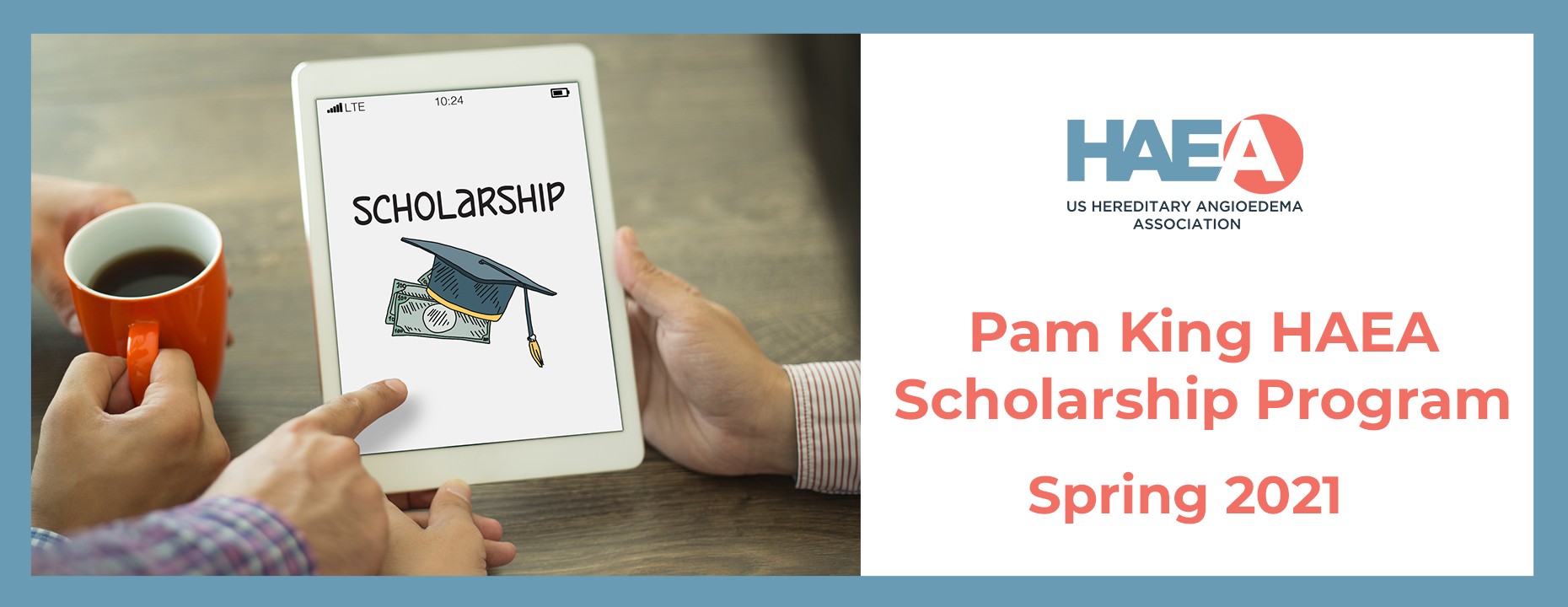 Pam King HAEA Scholarship Program