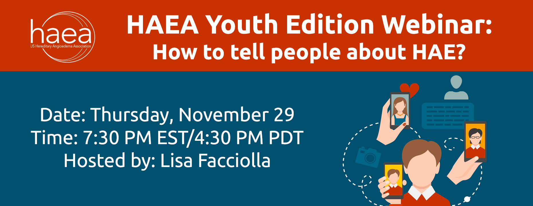 HAEA Youth Webinar