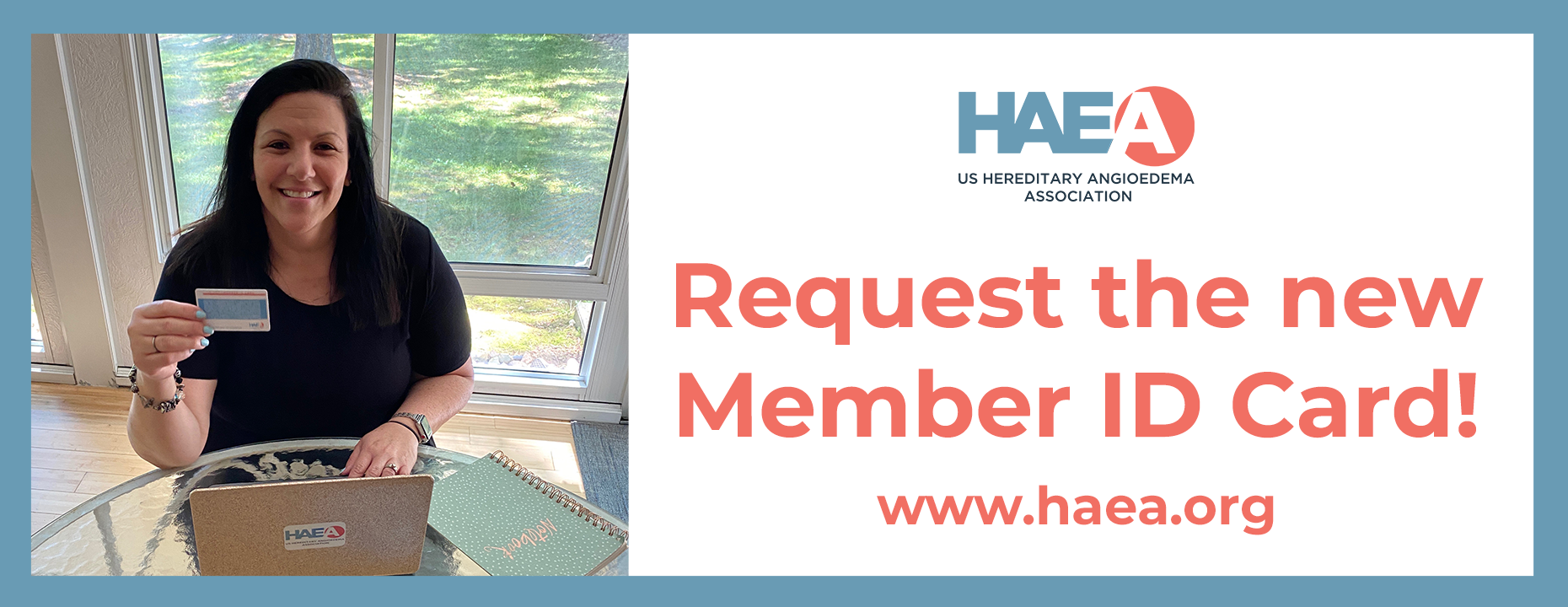 Order your FREE US HAEA Member ID Card