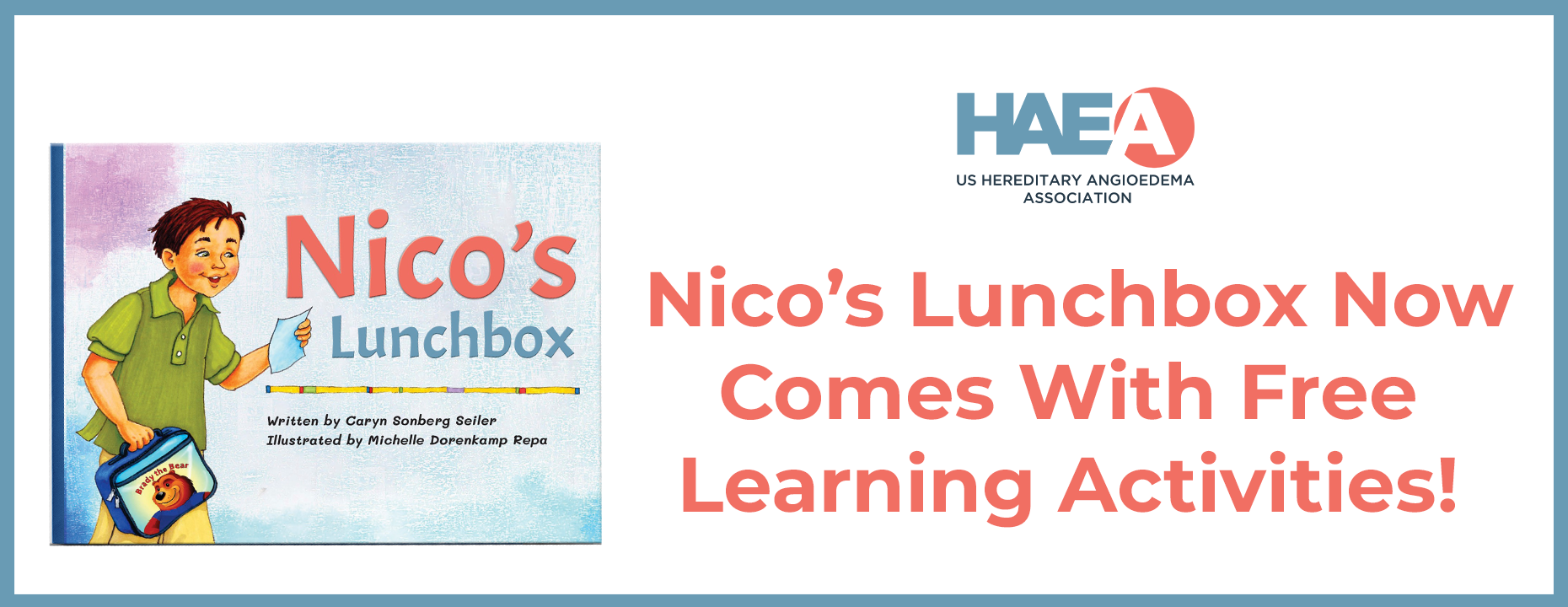 Nico's Lunchbox Now Comes With Free Learning Activities