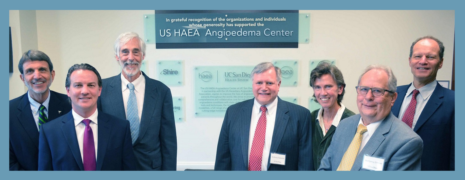 US HAEA Angioedema Center
