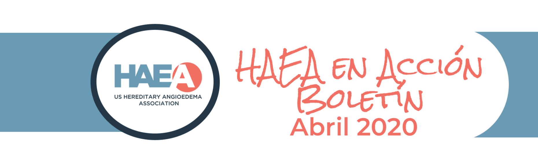 HAEA in Action April 2020 Newsletter