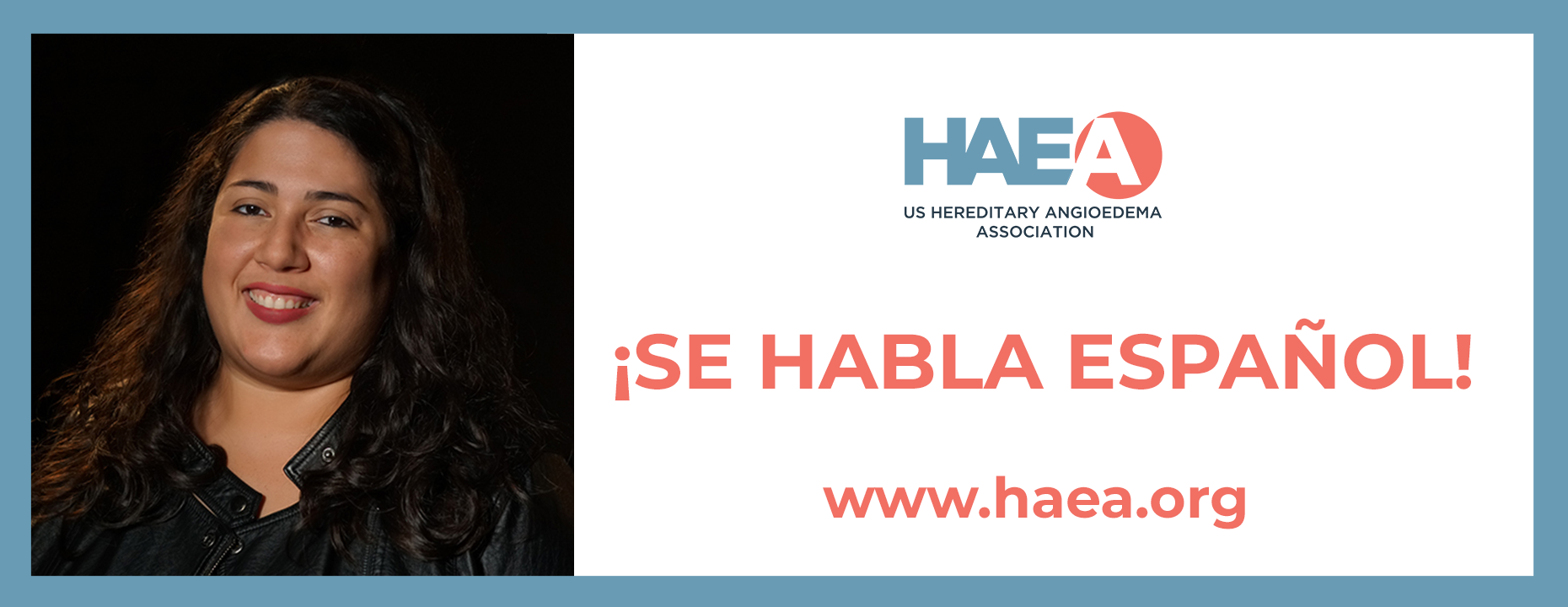 The US HAEA can support your needs in Spanish
