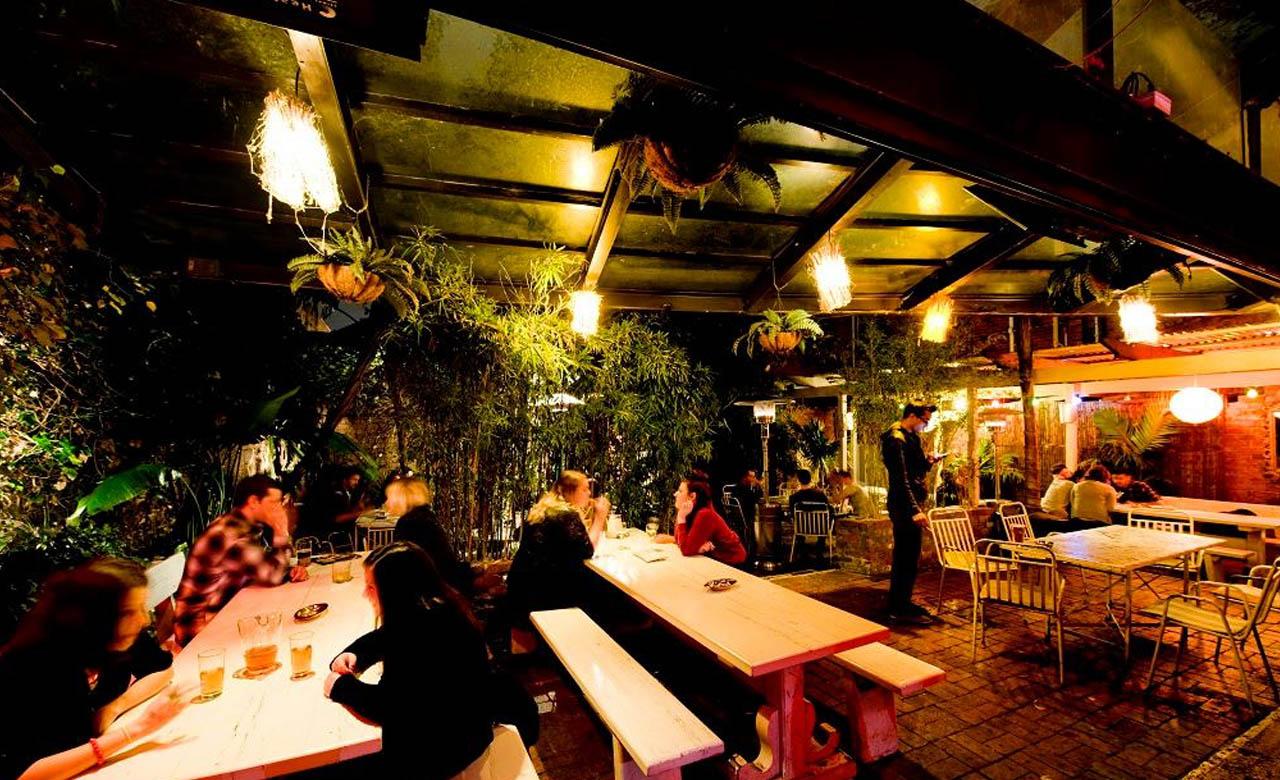 Best Beer Gardens Melbourne Outdoor Bars Hahn Brewers