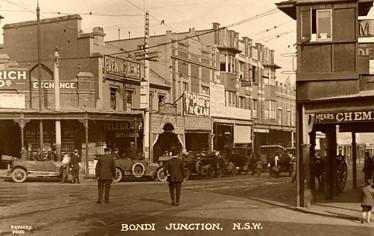 old bondi junction