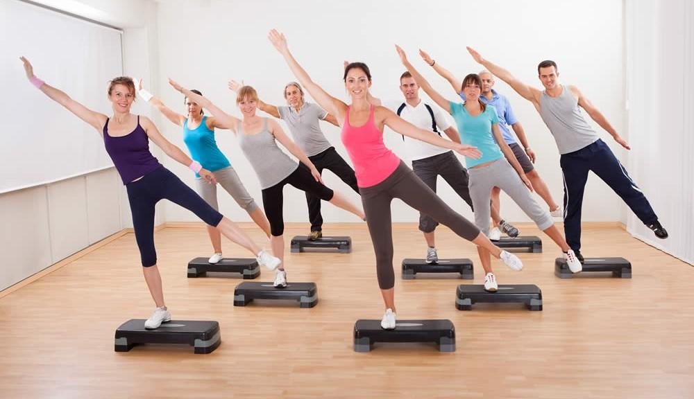 aerobic traning | healthclubs.com.au